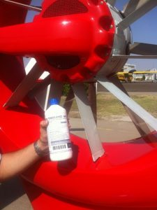 helicopter pallets blade titanium cleaner product