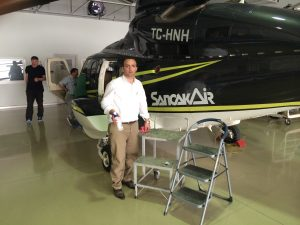 sancak-air-cleaning helicopter