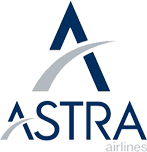 astra airlines greece logo
