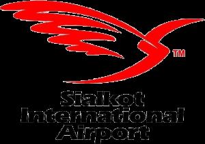 sialkot international airport logo