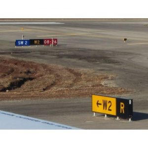 Airport-taxiway-signs